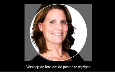 Linkedin foto formaat
